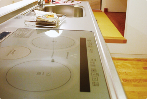 オール電化で光熱費が安くなりました